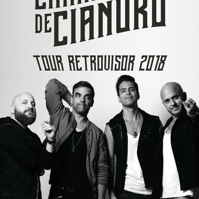Caramelos De Cianuro (Tour Poster)