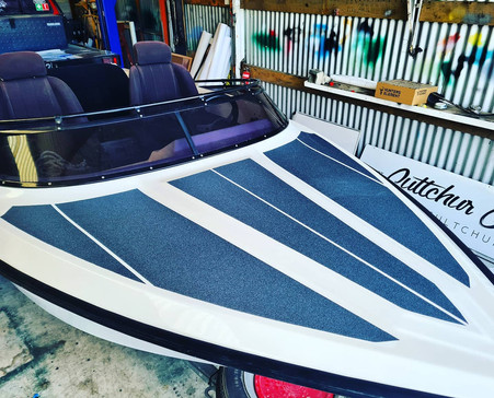 Jet Boat Grip Pads