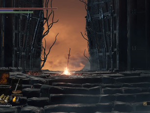 The Immersive Story of Dark Souls 3