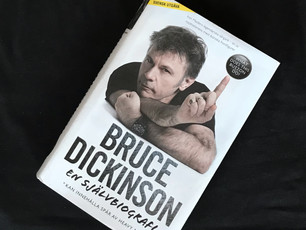 Bruce Dickinson's Biography