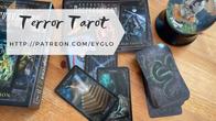 Introducing TERROR TAROT