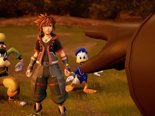 The Girls of KINGDOM HEARTS 3 - #Gaming