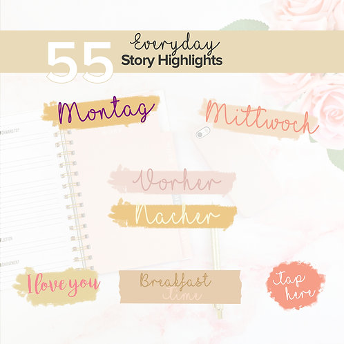 Everyday story elements