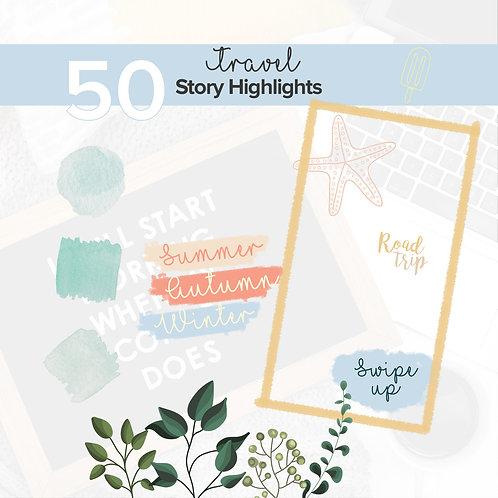 Travel Story Elements