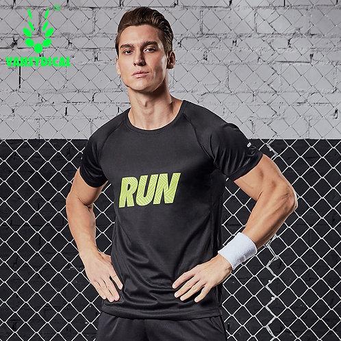 VANSYDICAL Running Shirt Men