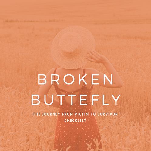 Broken Butterfly Checklist