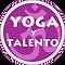 Yoga y talento