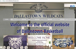 Dallastown basketball website