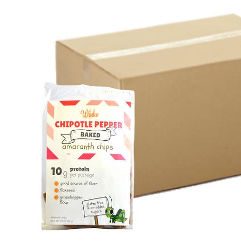 50 pieces box - spicy chipotle