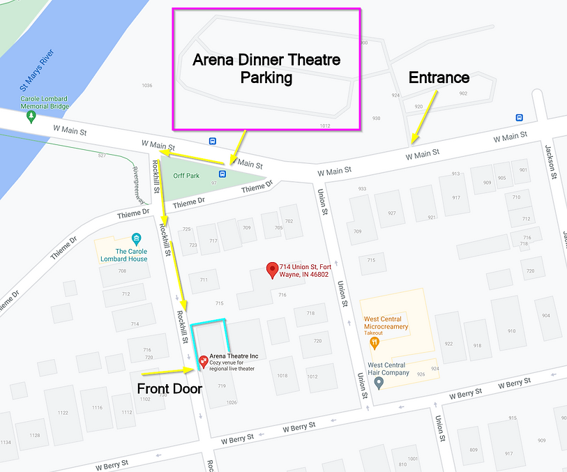 Arena Dinner Theatre Parking - Google Street View.png
