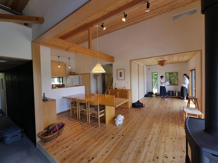 古川泰司ーfujimi_House
