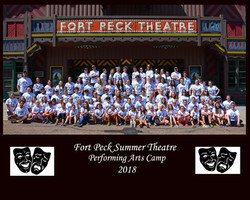 Fort Peck Camp 2018