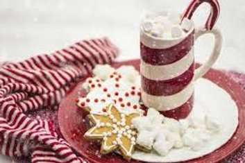 Christmas Cocoa Candle or Melts