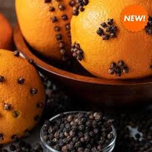 Orange + Clove Candle or Melts