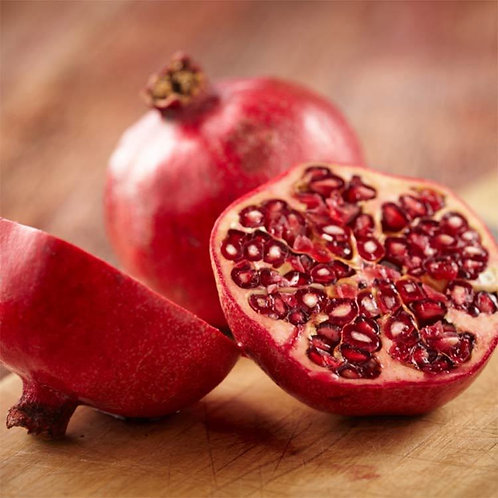 Pomegranate + Mint Soap