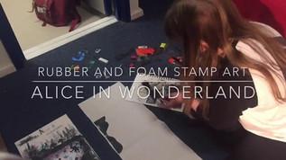 Timelapse Stamp Illustration