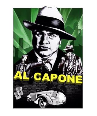 Al Capone Illustration