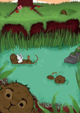 Children's Book Internal Page