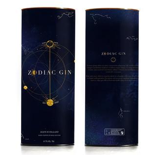 Zodiac Gin box