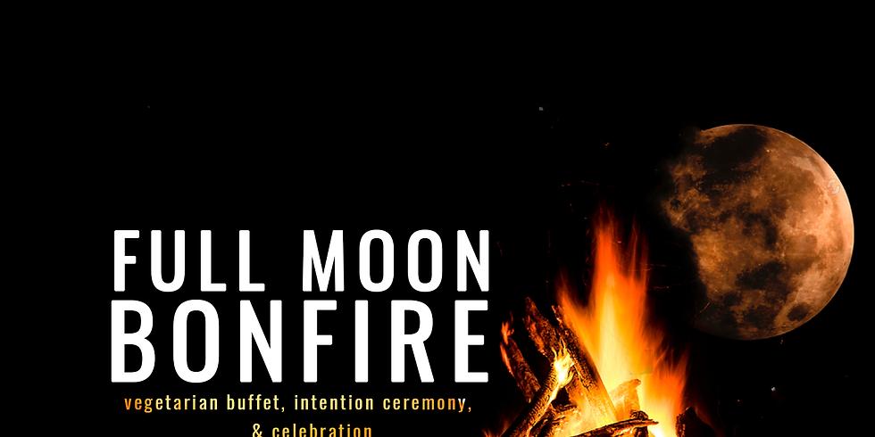 Full Moon Bonfire | April 19