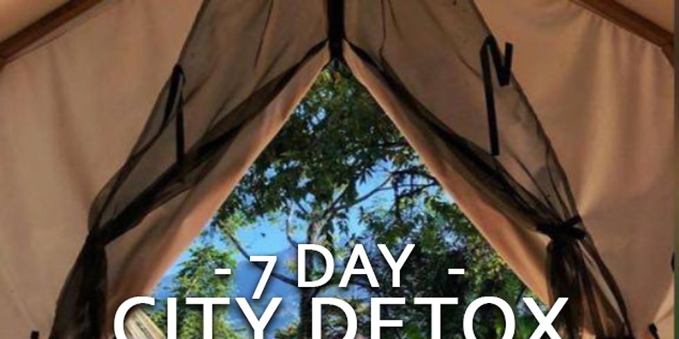 City Detox | 7 Day Workshop July