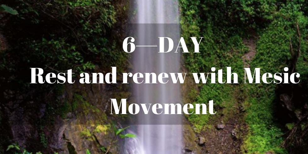 Rest & Renew Yoga Retreat with AdventurHER Travel