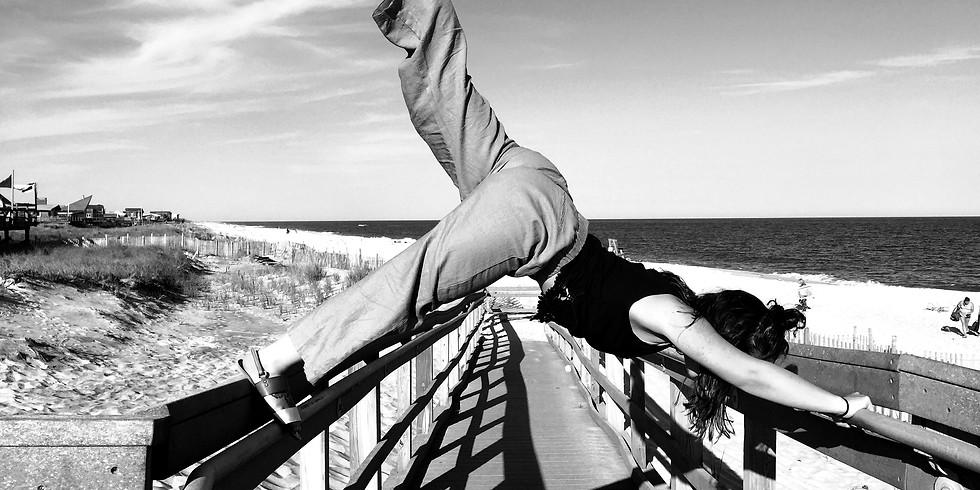 Mondays: Slow & Steady Yoga