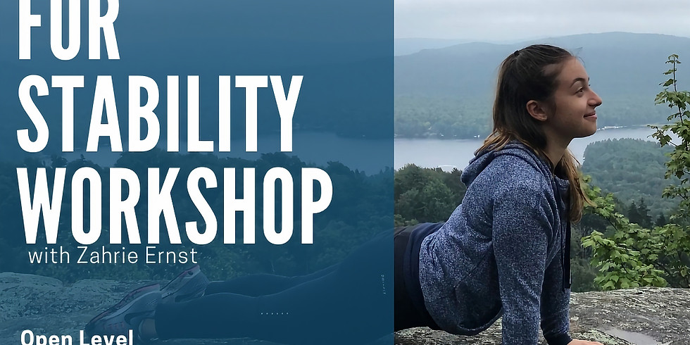 Yoga for Stability