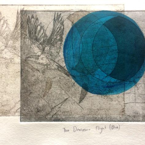 Flight Dimension (Blue)