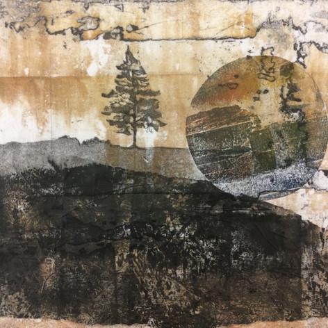 Landscape with Last Tree II