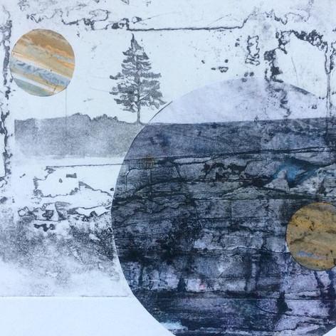 Tree, Earth Moon II