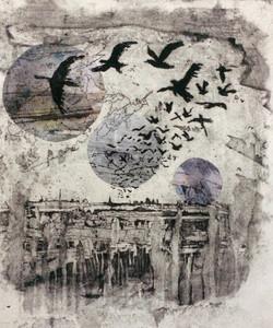 Moon Series: Three Moons