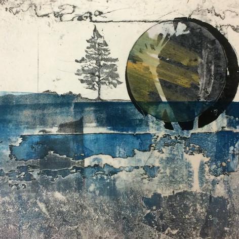 Tree, Earth, Sea