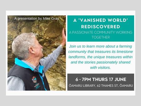 17.06.21 Public talk: A 'VANISHED WORLD' REDISCOVERED