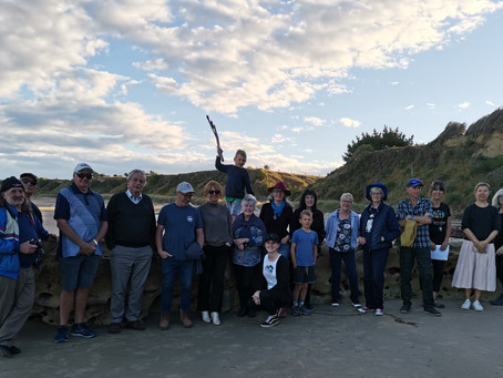 GEOPARK BUS TOUR: LEARNING ABOUT WAITAKI'S COAST