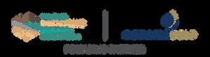 The logo of OceanaGold, the founding partner of Waitaki Whitestone Geopark