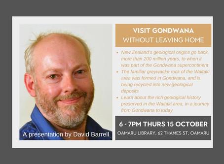 15.10.20 Public talk: VISIT GONDWANA. WITHOUT LEAVING HOME