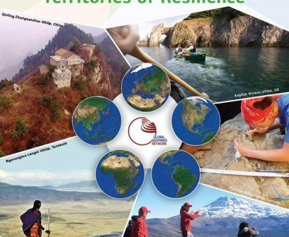 DIGITAL COURSE IN UNESCO GLOBAL GEOPARKS 2020