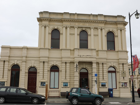 WAITAKI & OAMARU VISITOR CENTRE RE-OPENED