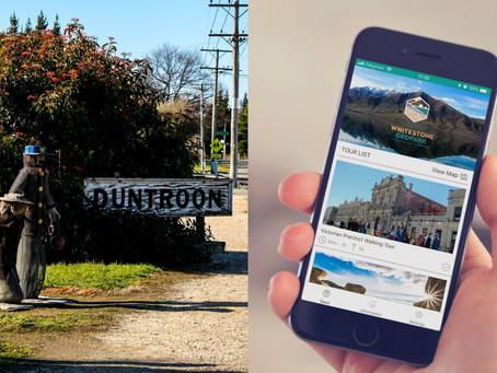 NEW TOURING ROUTE ON OUR APP: RURAL ROUTE TO DUNTROON