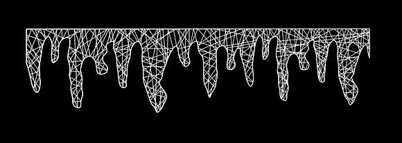 Eisfries 2D Faserartikel