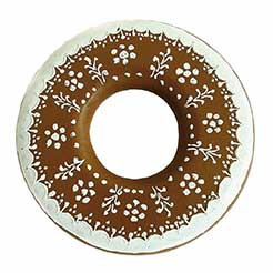 Baumschmuck Ring - Design 1