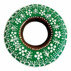 Baumschmuck Ring - Design 2