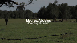 Madres, Abuelos, jovenes y el campo