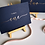 Thumbnail: A6/A5 Navy Blue Table Number Cards