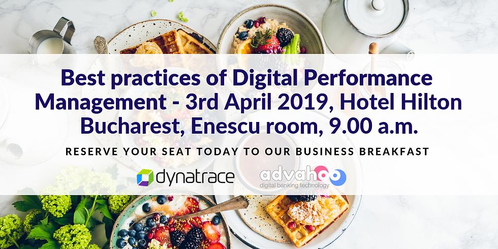 Dynatrace Business Breakfast