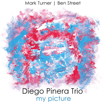 My Picture feat. Mark Turner & Ben Street (CD)