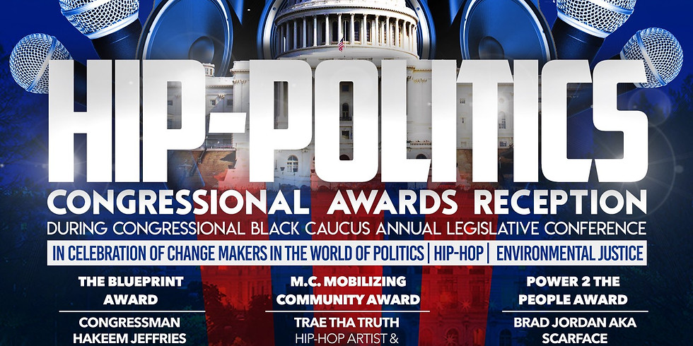 Hip-Politics CBCFALC Reception