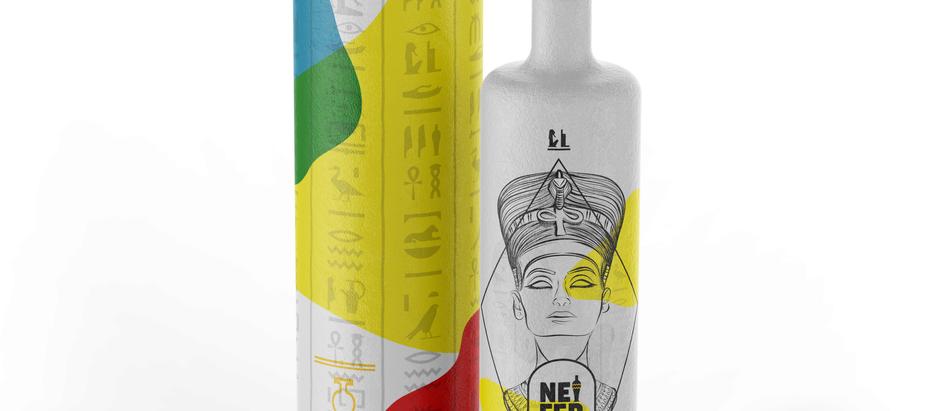 Projeto Nefertiti. Uma cerveja do Egito Antigo