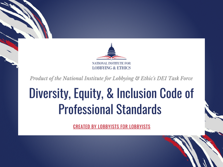 NILE Releases Diversity, Equity, & Inclusion Code of Professional Standards (DEI-CPS)